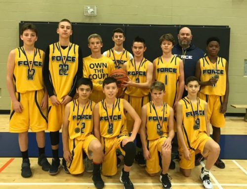 Boys U14 Capture Silver Medal in Early Season Mini Tournament