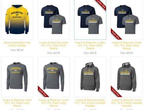 Force Sportswear Now Available – Get in the Spirit for a Limited Time!