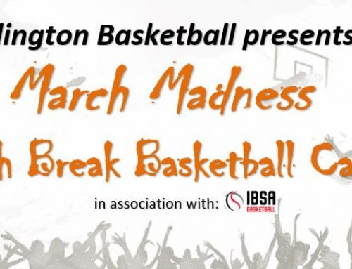 March Break Camp – March Madness with Burlington Basketball
