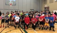 2018-03 Love of the Game Shooting Clinic Burlington Basketball