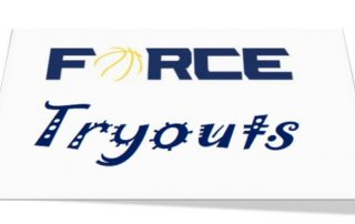 Burlington Force Rep Basketball Tryouts