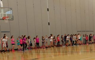 Girls Basketball Drop in Program Burlington Ontario Canada