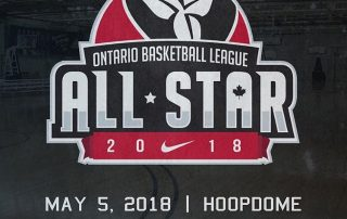 OBL All Stars Burlington Basketball
