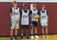 FIBA McMaster 3x3 Champs 2018 U14 Burlington Force