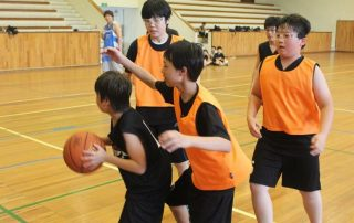 House League Basketball Fun