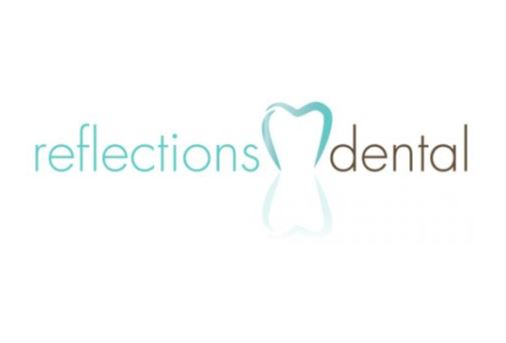 Reflections Dental - Burlington Basketball Sponsor