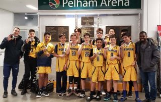 2019 U14 Burlington FORCE Boys Pelham Champs