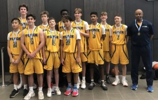 2020 U15 Burlington Force Boys