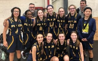 2020 Burlington FORCE U13 Girls Basketball