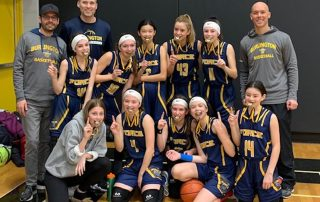 2020 U14 Burlington Force Girls Blessed Sacrament Tournament